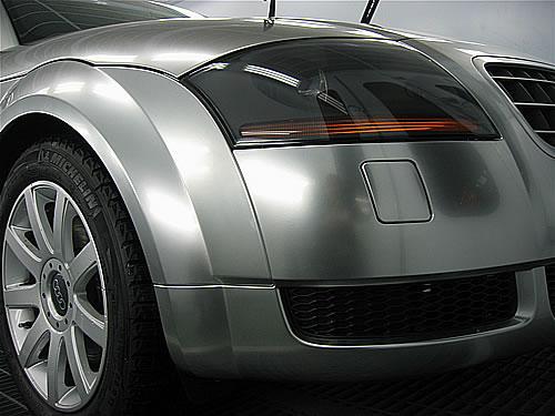 Audi tt for Garage reparation audi